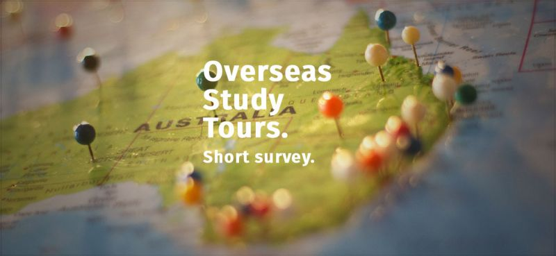 Study Overseas Survey