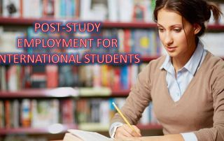 Post Study Employment