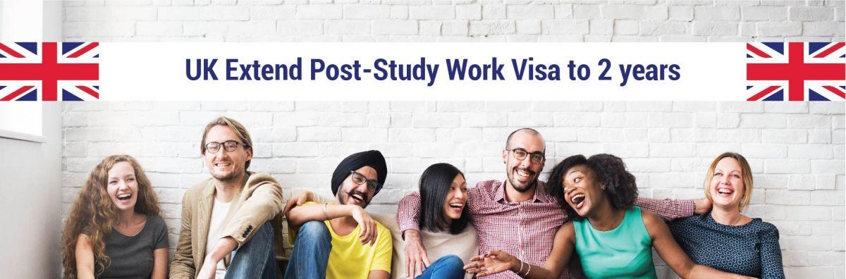 UK Post-Study Work VISA